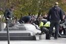 Attentat au Parlement: le périmètre de sécurité est levé