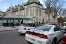 Sécurité accrue à l'hôtel de ville et au palais de justice de Québec