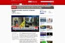 La fusillade d'Ottawa fait les manchettes dans le monde