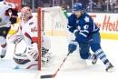 La LNH reporte le match entre les Maple Leafs et les Sénateurs
