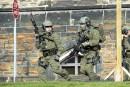 «Les policiers doivent contrer rapidement la menace», selon Gaétan Labbé