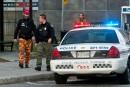 Branle-bas de combat au centre-ville pour un homme armé