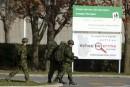 Forces armées au Québec: le port de l'uniforme restreint