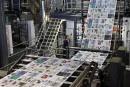 Fin de <em>La Presse</em> sur semaine: Transcontinental affecté