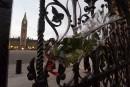 La sécurité du parlement en quatre problèmes