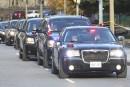 Chauffeurs des ministres canadiens: sans arme ni formation