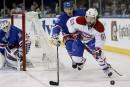 Canadien-Rangers: retrouvailles sans amertume