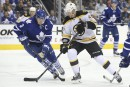 Les Leafs s'inclinent 4-1 face aux Bruins