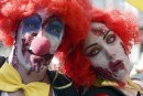 France: des «clowns agressifs» sèment la terreur