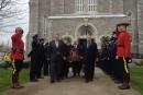 Jean-Paul St. Pierre porté à son dernier repos