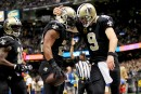 Drew Brees et les Saints écrasent les Packers