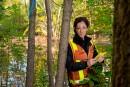Portrait: Marie Lafontaine, consultante en environnement