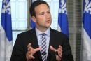 Passé saoudien de Couillard: Cloutier fait acte de contrition