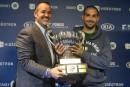 Impact: Andrés Romero nommé joueur de l'année