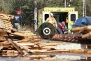 Accident mortel sur un chantier de démolition à Val-Bélair