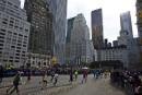 Le marathon de New York n'a pas reçu d'inscription des pays touchés par l'Ebola