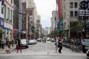 Rue Sainte-Catherine: un appel d'offres «hautement problématique»