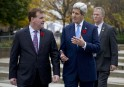 Kerry à Ottawa: Washington veut «renforcer» ses liens avec le Canada