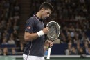 Djokovic remporte un premier match en tant que père