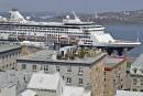 Industrie des croisières au Québec: viser le «plus bel accueil au monde»
