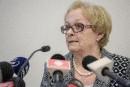 Sécurité ferroviaire: la mairesse de Lac-Mégantic demande davantage
