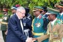 Zambie: un président blanc pour trois mois