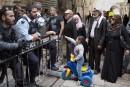 Israël «rouvre» l'esplanade des Mosquées