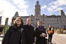 Le Front commun syndical appelle à la mobilisation contre l'austérité