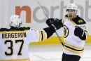 Brad Marchand donne la victoire aux Bruins face à Buffalo