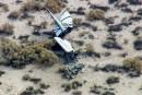 Écrasement du vaisseau spatial SpaceShipTwo: un mort et un blessé grave