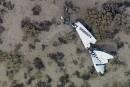 Un avion spatial touristiqueexplose dans le désert californien