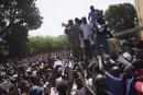 Burkina Faso: Isaac Zidase proclame chef de l'État de transition<strong></strong>