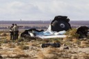 Le survivant de l'explosion de SpaceShipTwo est décrit comme étant alerte
