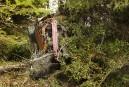 Deux morts dans une sortie de route à Sainte-Edwidge