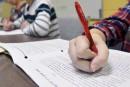 Le taux d'échec en français bondit en 5e secondaire