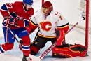 Jonas Hiller fait sa place chez les Flames