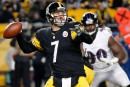 Ben Roethlisberger lance encore six passes de touché