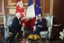Hollande plaide pour plus de liens économiques entre le Canada et la France