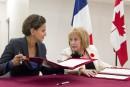 La France et l'Ontario signent huit ententes majeures en éducation