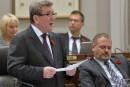 Labeaume souhaite l'abolition du CLD de Québec