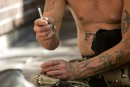Offensive policière contre les trafiquants d'héroïne