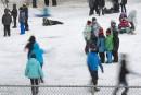 Des vêtements chauds pour une centaine de petits Sherbrookois