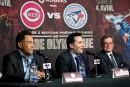Les Blue Jays de retour à Montréal en avril