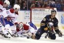 Canadien2/ Sabres1: Parenteau sort de sa torpeur