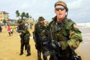 Le soldat qui a tué ben Ladenmenacé par des djihadistes