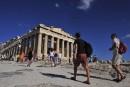 Des héros et un zéro pointé pour la promotion du tourisme grec