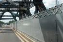 Pont de Québec: écran revampé et repoussé