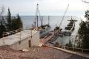 Cimenterie de Port-Daniel: pluie de dollars sur le projet