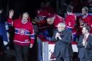 Hommage du Canadien àGuy Lapointe: un«ultime honneur»