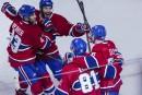 Le Canadien défait le Wild 4-1